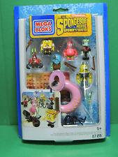 Bob l'éponge pack Figurine out of warter post apocalyptic Sponge Bob Mega Bloks