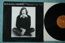 Michael Franks The Art Of Tea 1975 Lyrics Reprise MS 2230