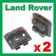 RANGE ROVER SPORT REAR BUMPER TOW COVER CLIPS TOWING EYE TRIM INSERTS CATCH