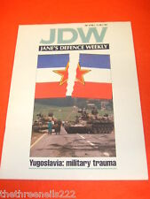 JANES DEFENCE WEEKLY - YUGOSLAVIA - JULY 13 1991 VOL 16 # 2