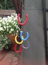 Lucky Horse Shoe Wind Chime