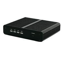 Intel i7 10510U Fanless Mini PC Windows 10 PRO 16GB RAM 512GB NVMe SSD + OFFICE