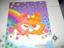 CARE BEARS Rainbow & Hug 16x20 Poster