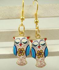 Fashion 1pair Women Lady Elegant  charm dangle Earrings listed hot sell m6de