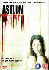 Asylum [DVD][Region 2]