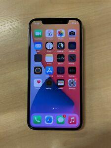 Apple iPhone X - 256GB - Silver (Unlocked) A1901 *Read Description*