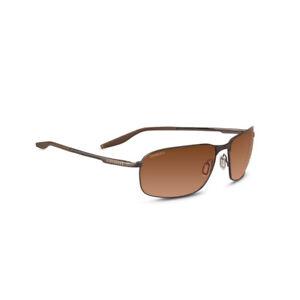 Serengeti Sunglasses, VARESE, BRUSHED BROWN, MINERAL DRIVERS GRADIENT