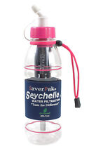 $averPak Single - Includes 1 Seychelle 20oz Sports Bottle PINK w/ EXTREME Filter