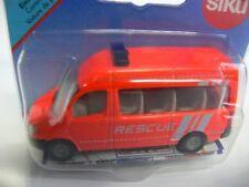 Siku MB sprinter Rescue bomberos operaciones 1082