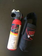 NEW Counter Assault Bear Deterrent 8.1 oz with Holster Pepper Spray All Bears