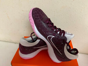 Nike Women's Zoom Cage 3 Tennis Shoe Style #918199 603