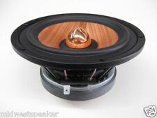 "MW Audio 6.5"" REAL WOOD CONE Hi Fi Woofer *NEW SPEAKER* MW-7065"