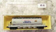 AHM Minitrains N Scale Center Flow 44411 REXAL Chemicals NFC 96