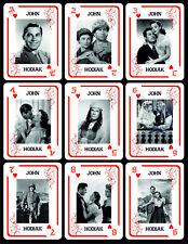 JOHN HODIAK 1 BOX WITH 54 POKER PLAYING CARDS - ARGENTINA! - NIB
