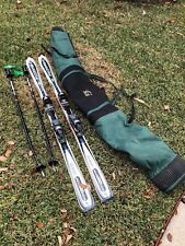 Rossignol Dualtec T Power Dual VAS Power Viper S 174cm Snow Skis Marker Bindings