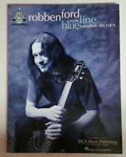ROBBEN FORD HANDFUL OF BLUES GUITAR TAB SONGBOOK TABLATURE MUSIC BOOK