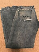 Seven 7 For All Mankind Flare Jeans Women's Size 32 Style U076162U-162U. NWT
