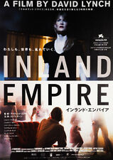 Inland Empire 2006 David Lynch Japanese Chirashi Mini Movie Poster B5
