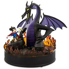 Mickey and Maleficent as a Dragon 25 Anniversary of Fantasmic! Figure 2767