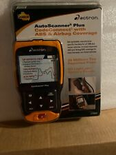 ACTRON  - CP9680 - AUTOSCANNER PLUS CODECONNECT WITH ABS & AIRBAG COVERAGE - NEW