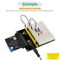 KEYESTUDIO Prototype Expansion ShieldWith Breadboard for BBC Micro:Bit Microbit