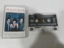 REALITY BITES SOUNDTRACK OST -  CINTA TAPE CASSETTE K7 GERMAN EDITION RCA 1994