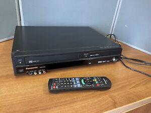 Panasonic DMR-EZ49V multi regional DVD VHS VIDEO Recorder COMBI HDMI Transfer VH