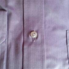 Cotton No Pattern Unbranded Regular Formal Shirts for Men