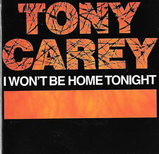 Tony Carey ‎– I Won't Be Home Tonight CD NEW