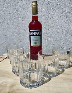 It´s aperitivo time! 6 Orig Campari New Negroni Gläser 0,35l Topaktuell überhipp