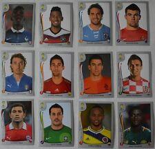 Panini WM Brasil 2014  - 30  Sticker aussuchen Schweizer Version NEU