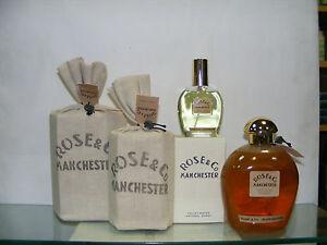 Rose & C.Manchester Eau Toilette 100spray .200ml Old Formula