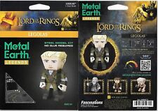 Lord of The Rings Legolas Metal Earth Legends 3-D Laser Cut Steel Model Kit New