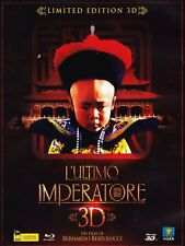 L'Ultimo Imperatore 3D - Limited Edition ( Blu Ray 3D / 2D ) Bertolucci