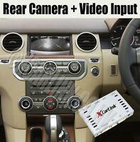 Land Rover Discovery 4 Range Rover Sport Multimedia Rear Camera Interface Gen 2