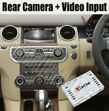 Land Rover Discovery 4 Range Rover Sport Multimedia Rear Camera Interface Gen 2