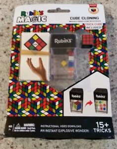 Rubiks Magic Cube Cloning Game - New