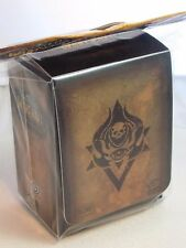 WoW WORLD OF WARCRAFT LANDRO NEUTRAL DECK BOX CARD BOX