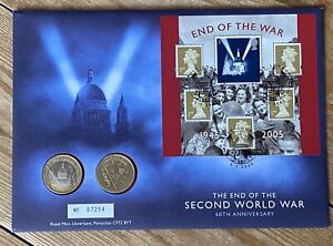 2005 St Paul's Cathedral £2 Coin Two Pound BU Stamp Cover FDC PNC Royal Mint