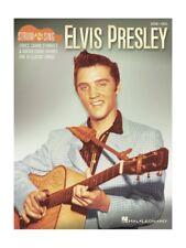 Elvis Presley Strum & Sing Learn to Play Rock Pop Hits Songs Guitar MUSIC BOOK