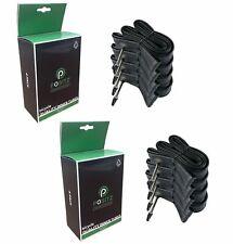 8x Inner Butyl Bicycle Tubes 700x18/25C 48mm Presta Valve F/V for Road Bike