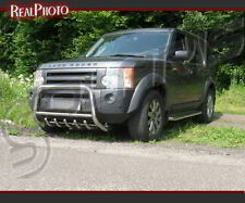 LAND ROVER DISCOVERY III 04-09 BULL BAR, NUDGE BAR, A BAR STAINLESS STEEL!!!