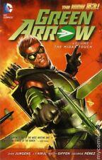 DC COMICS THE NEW 52 ARROW Volume 1,2, 3, & 4 Graphic Novel Gift Bundle set