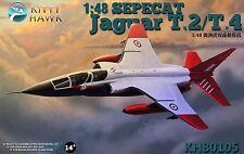 KITTY HAWK SEPECAT JAGUAR T2 / T4 Scala 1:48 Cod.KH80105