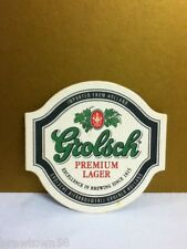 Grolsch Premium Lager beer excellence in brewing coaster coasters 1 Holland U8