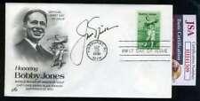 Jack Nicklaus JSA Coa Autograph Hand Signed 1981 FDC Cache