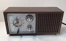 TESTED WORKING! S. S. KRESGE COMPANY (K MART) ALARM CLOCK AM RADIO MODEL 30-01