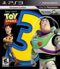 Toy Story 3: The Video Game  - Sony Playstation 3 Game