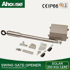 Electric Gates  Single GATE OPENER  220volt  Heavy duty Ahouse DT-3 KIT Up to 5M