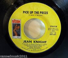 Jean Knight: Pick up the Pieces / Helping Man  [new & unplayed]